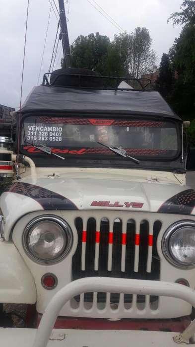 JEEP Willys 1959 - 2500 km