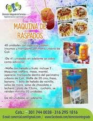 Crispetas Perro Caliente Algodon Dulce