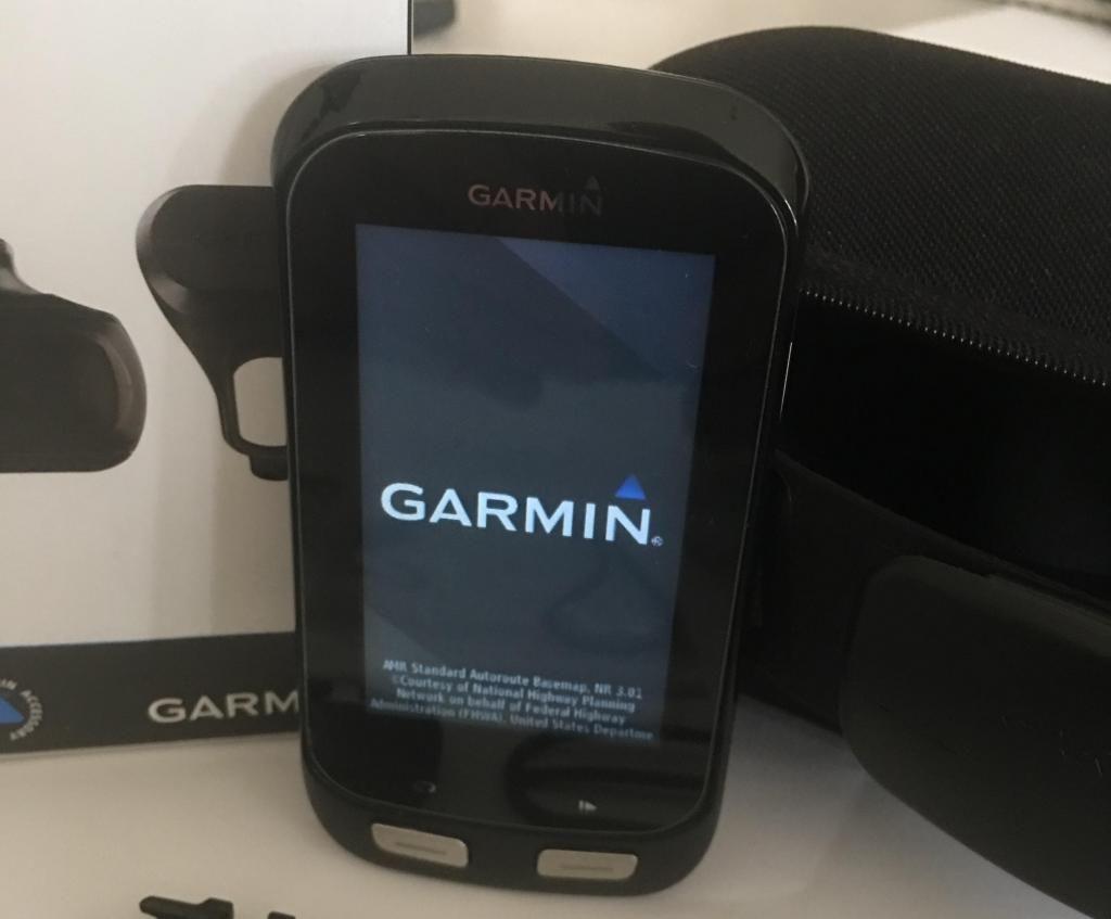 GARMIN EDGE 1000 MÁS EXTRAS GPS DE ALTA GAMA CON TODOS LOS SENSORES