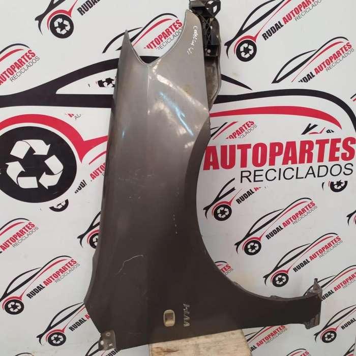 Guardabarro Delantero Derecho <strong>toyota</strong> Corolla 3135 Oblea:03041493