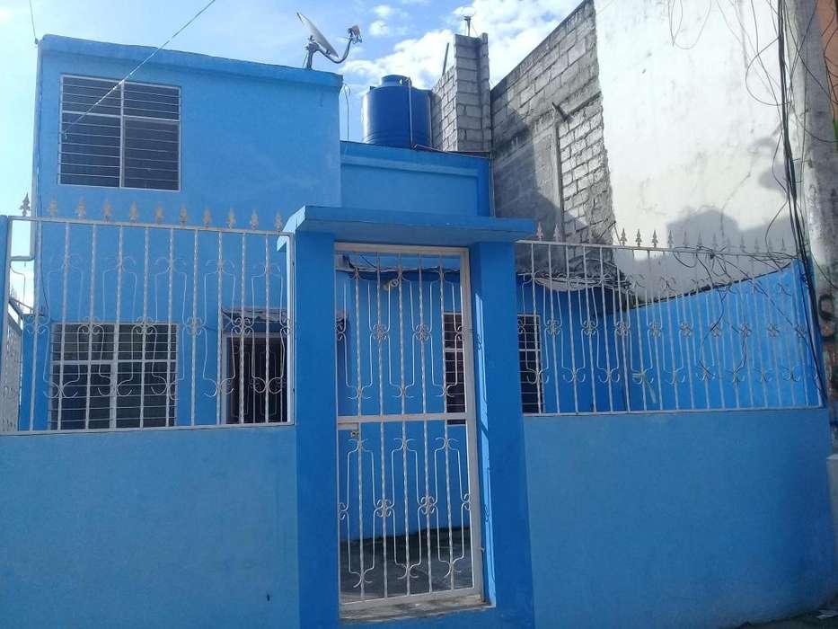 VENTA DE CASA DE DOS PISOS ESQUINERA CON UN DEPARTAMENTO EN LA CIUDADELA TOLITA 2, teléfono: 0982567369