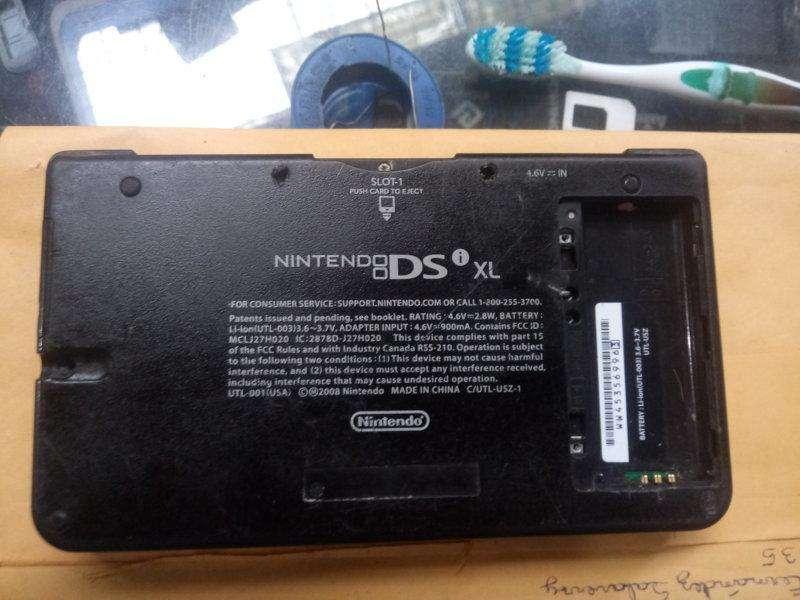 PLACA ( TARJETA ) DE NINTENDO DS XL ( UTL-001 ) - REPUESTOS
