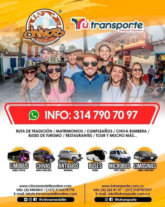TOUR ALUMBRADOS MEDELLIN