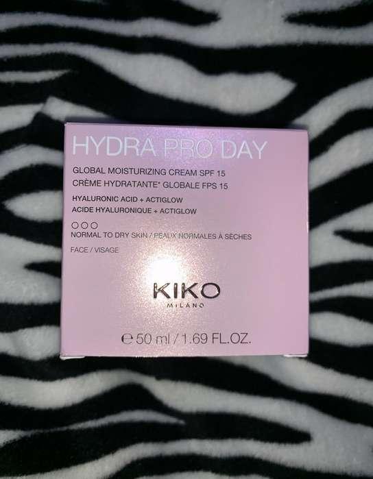 Crema Hidratante Kiko