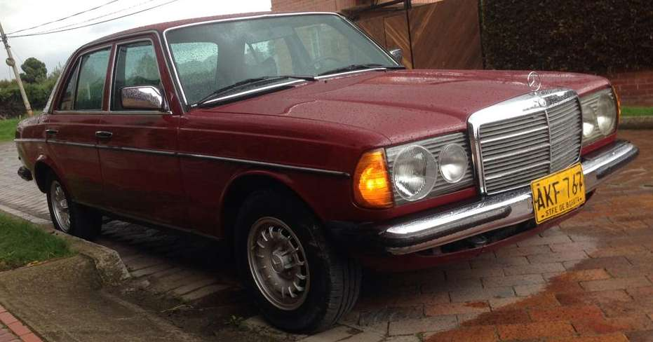 <strong>mercedes-benz</strong> Clase C 1979 - 170000 km
