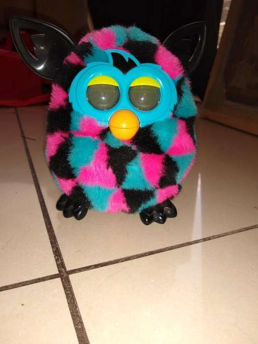 Vendo Furby Original Estado 7/10