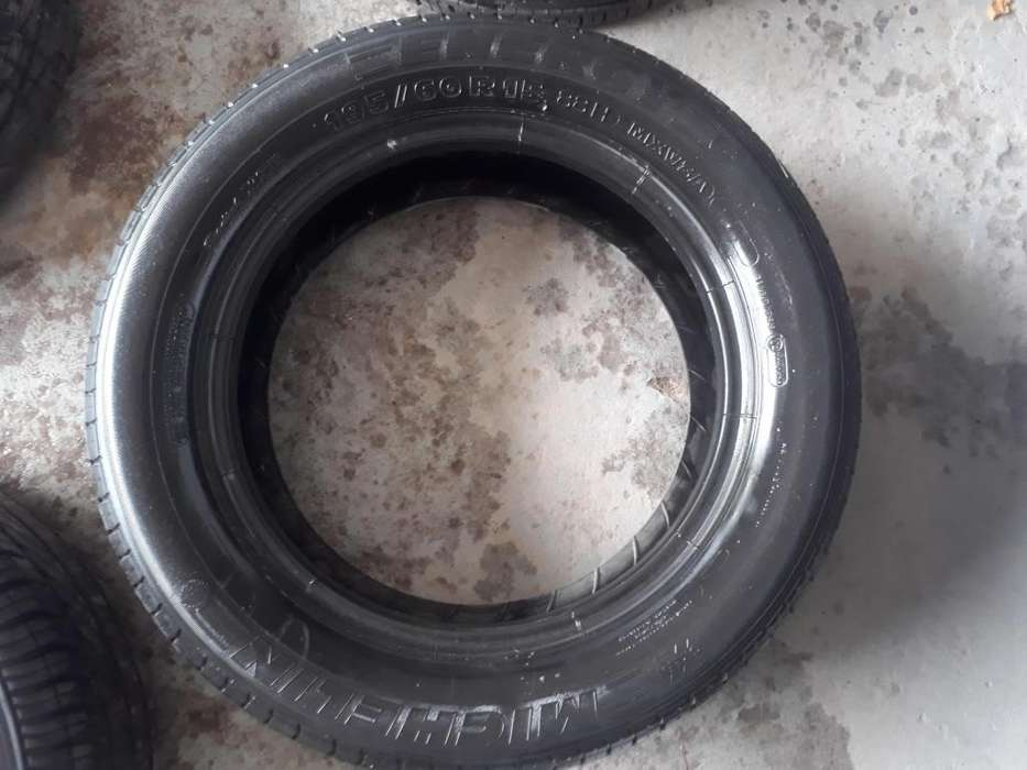 Cubierta <strong>michelin</strong> Energy 195/60/15