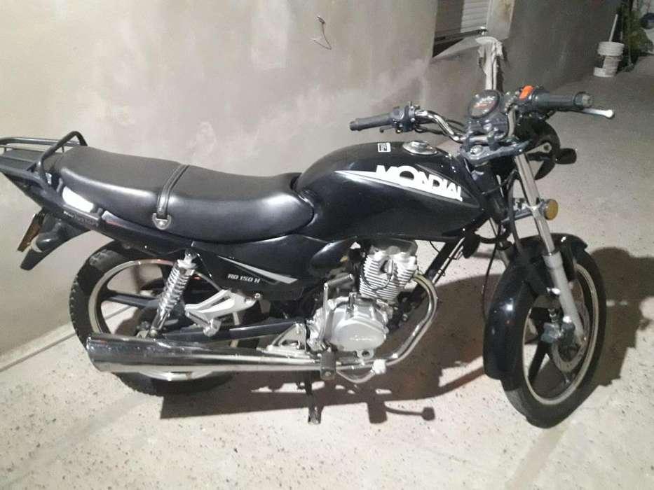 Vendo Moto Mondial RD150H