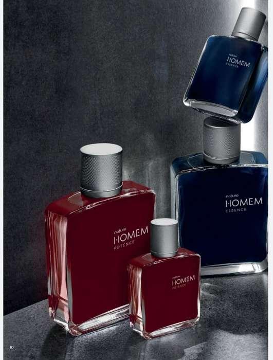 Perfume Homem Potence Y Essence Natura
