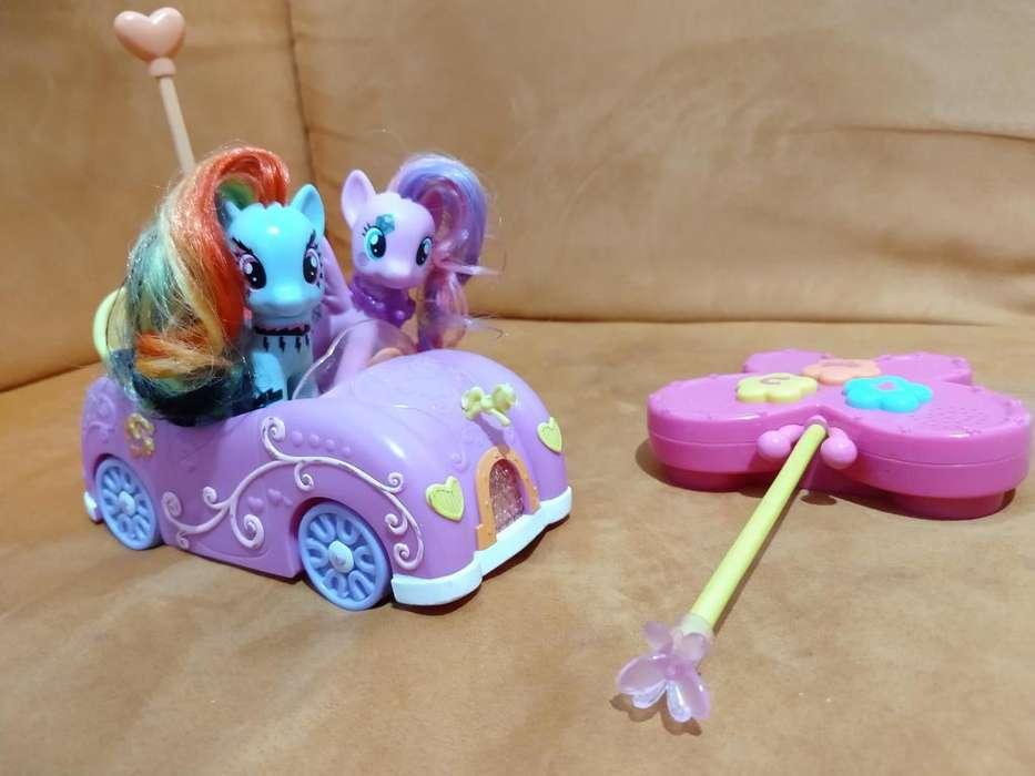 Carrito control My little pony 40.000