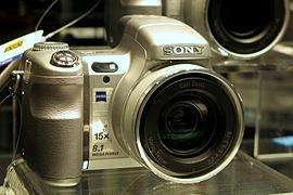 Camara Sony Dsc H7 HD Power Shot