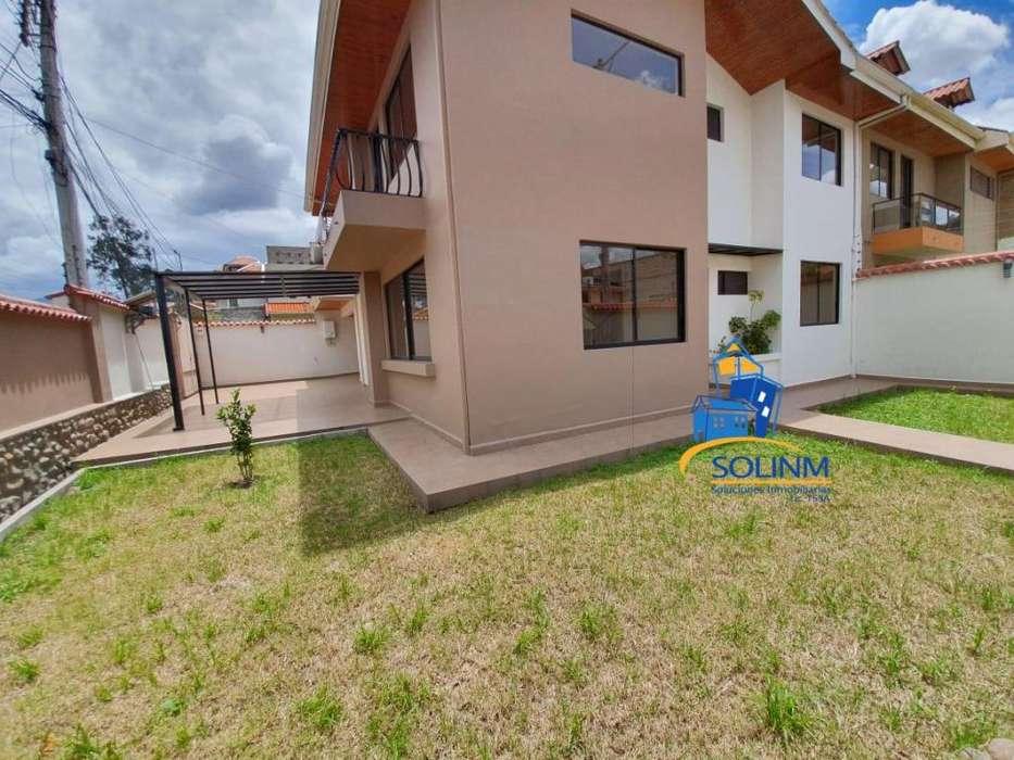 SOLINM: Casa de 3 dormitorios, 2 pisos, cerca de la Bilingue