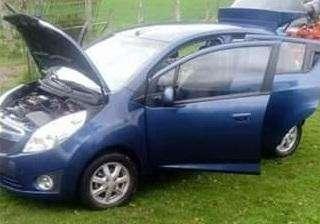 Chevrolet Spark 2013 - 70000 km