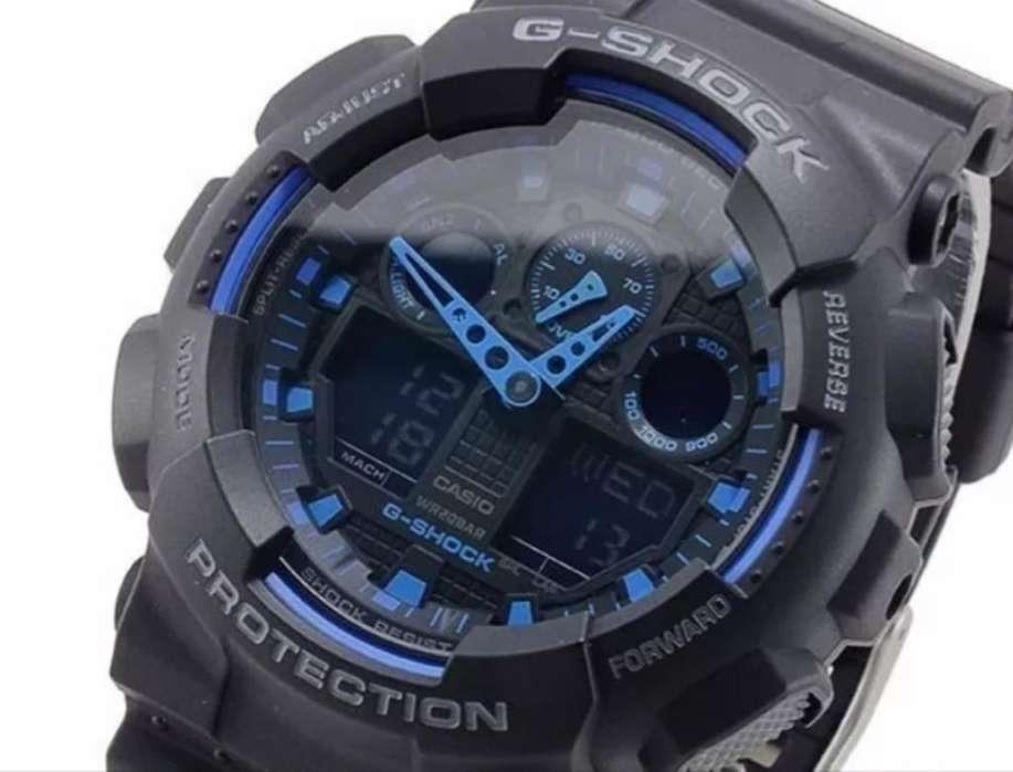 Reloj Casio G-shock Ga100- 1a2