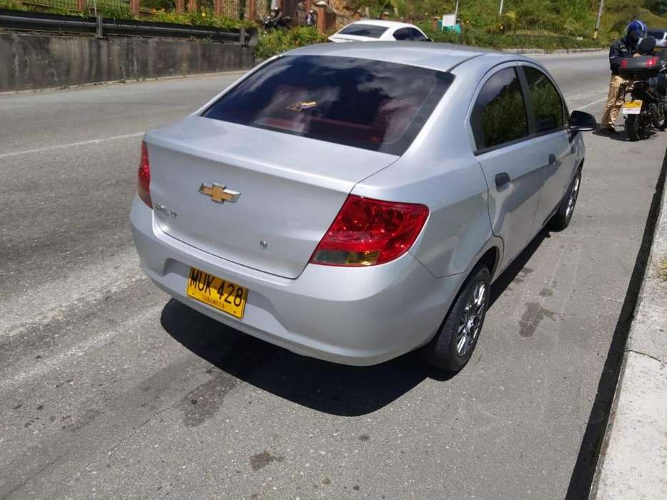 Chevrolet Sail 2013 - 107000 km