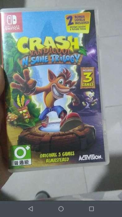 Crash Trilogy Nintendo Switch