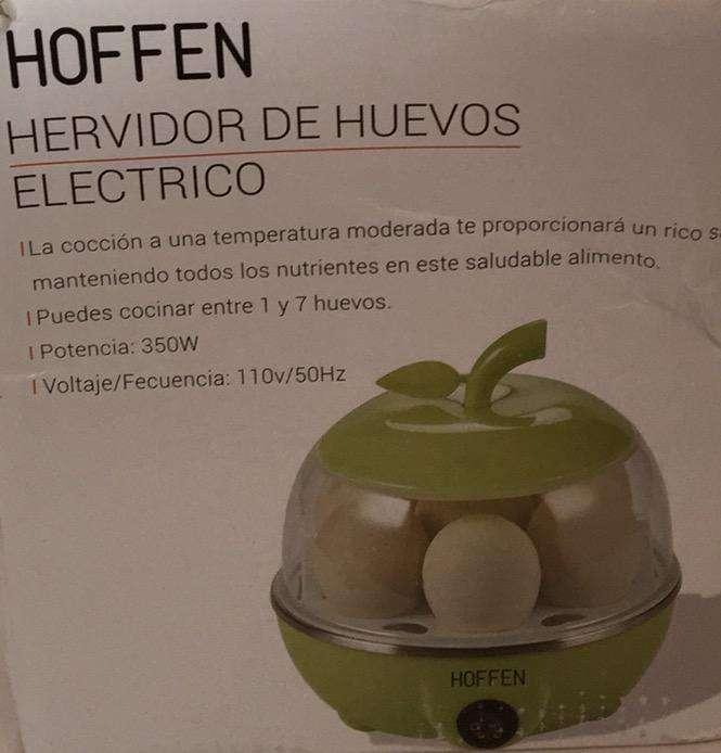 Vendo Hervidor de Huevos Electrico