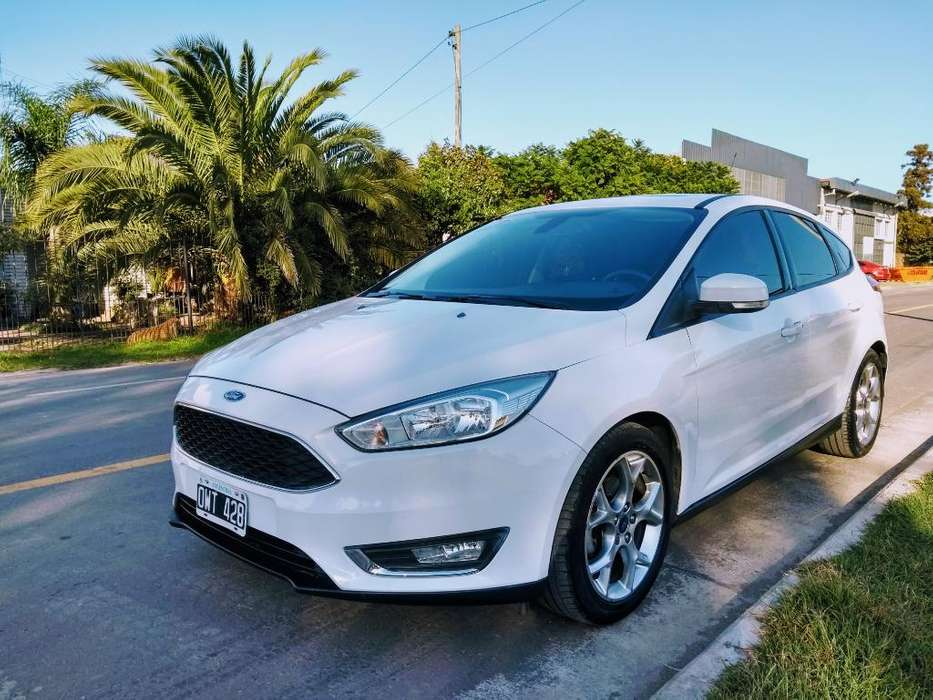 Ford Focus 2015 - 53000 km