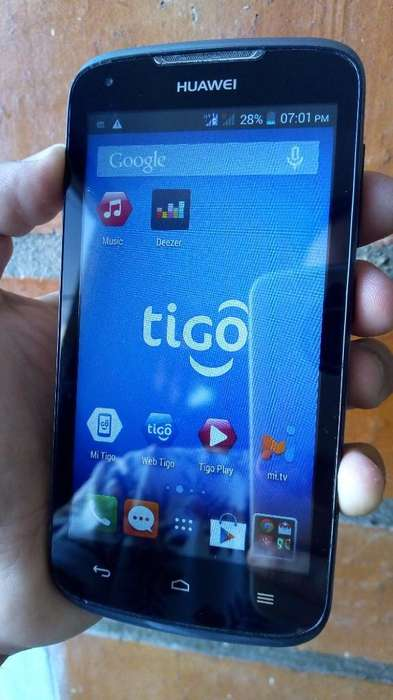Hermoso Huawei Y520 Muy Económico