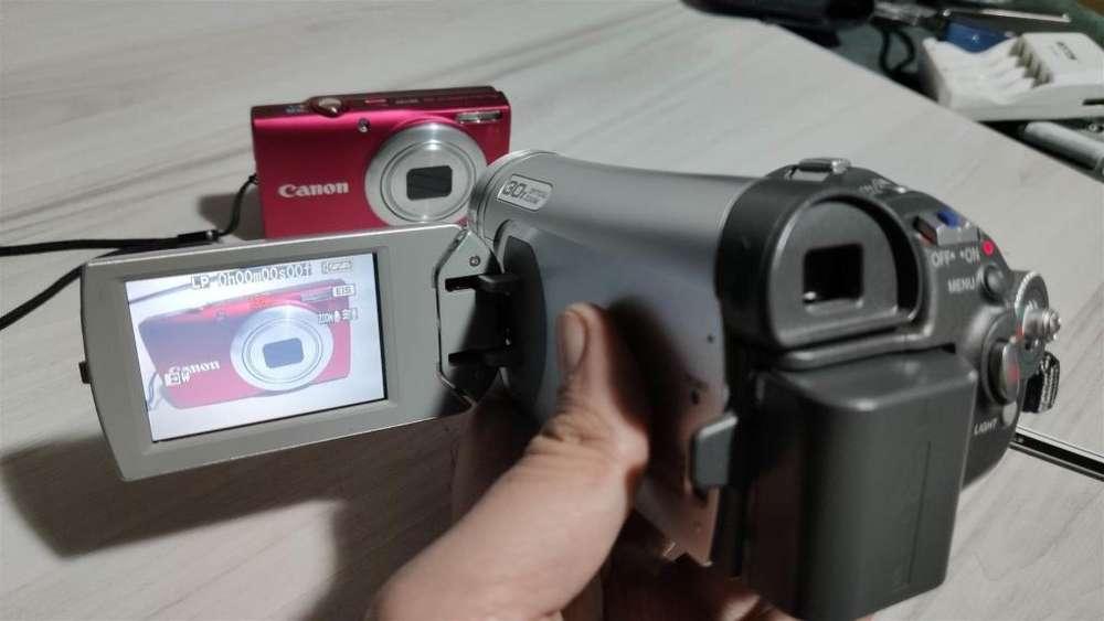 A250 VIDEOCÁMARA PANASONIC MINI DV CON <strong>accesorios</strong>