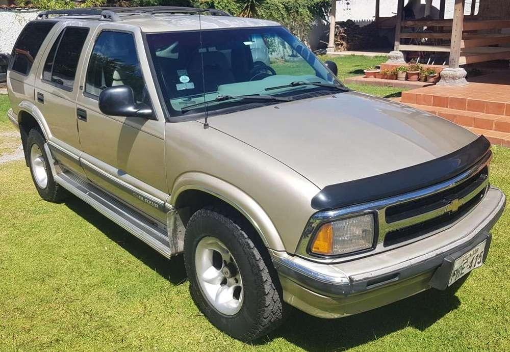 Chevrolet Blazer 1995 - 140000 km