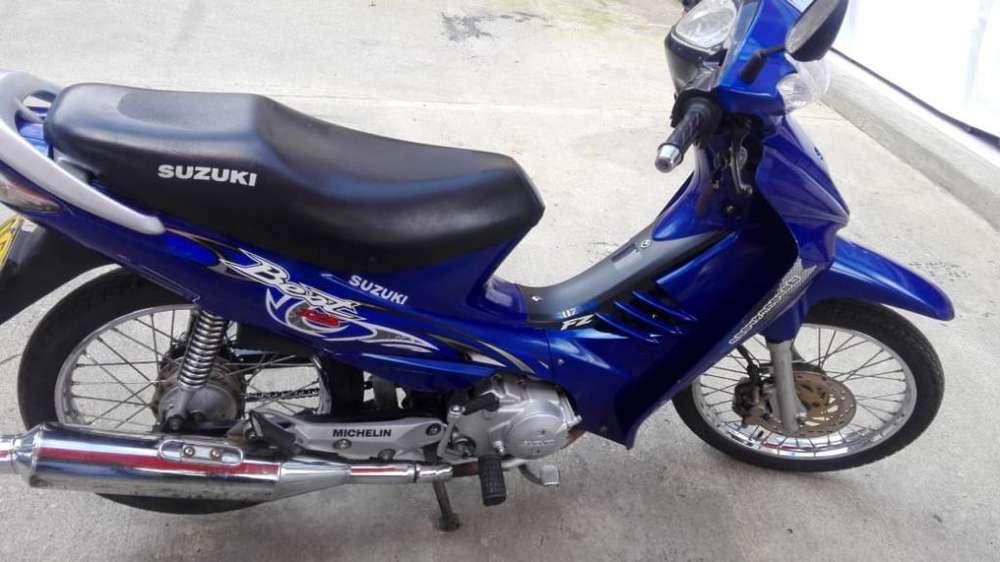 Vendo Moto Suzuky