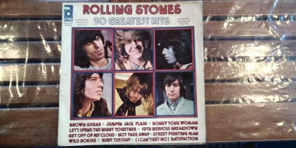 Vinilo Rolling Stones