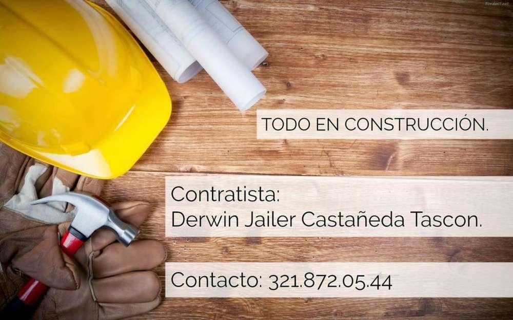 MAESTRO EN CONSTRUCCION. 3218720544