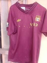Camiseta Kunagüero Manchester City Umbro