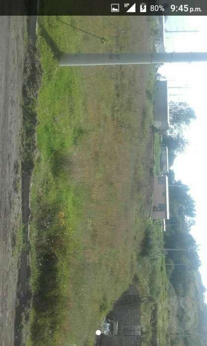 Bendo Terreno en Uyumbicho 254trs