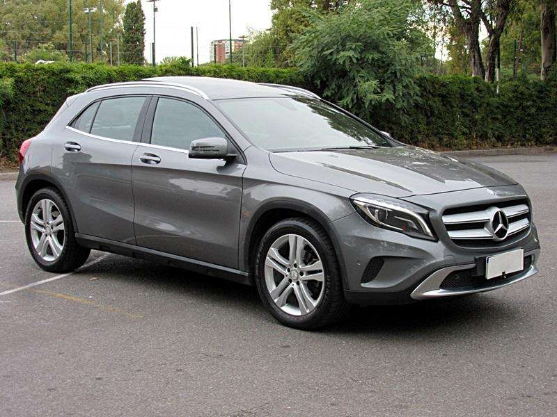 <strong>mercedes-benz</strong> Clase GLA 2017 - 34000 km