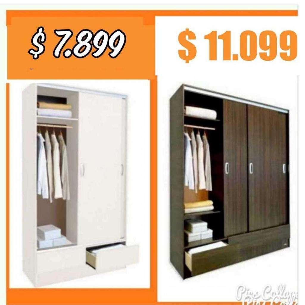 Puertas Corredizas // Placares y Roperos // Placard Platinum // Tu Hogar Online