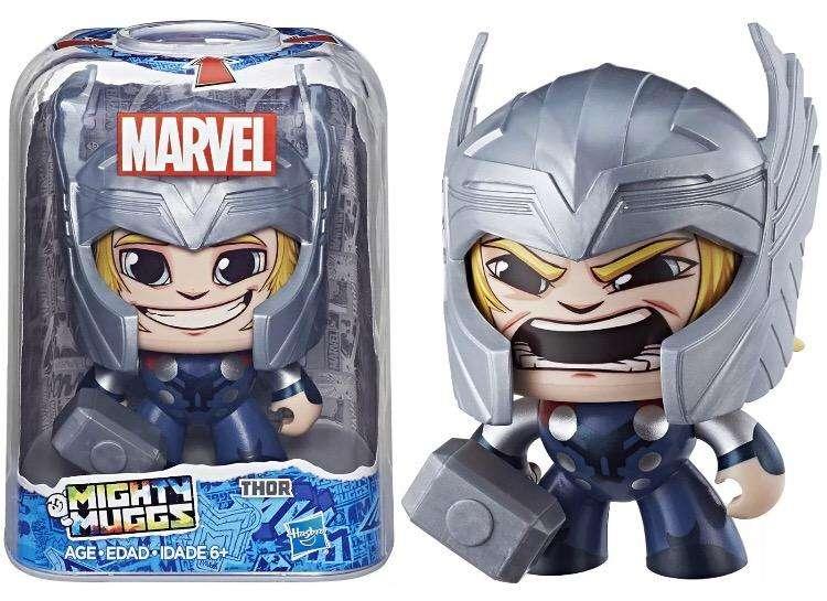 Mighty Muggs El Poderoso Thor Marvel hasbro super heroes