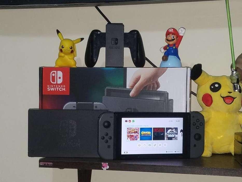 Vendo Nintendo Switch Lleno de Juegos