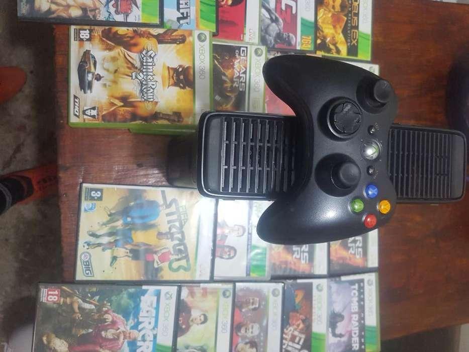 Vendo Xbox 360 con Chip para Juegos