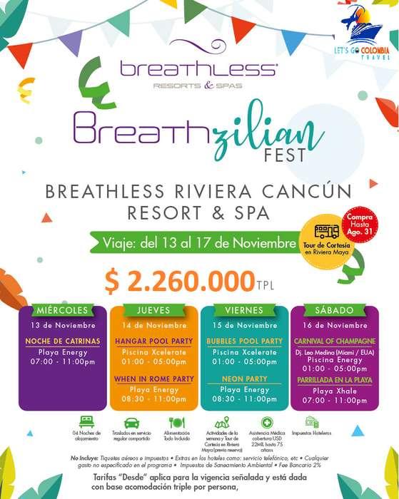 Breathgilian Fest