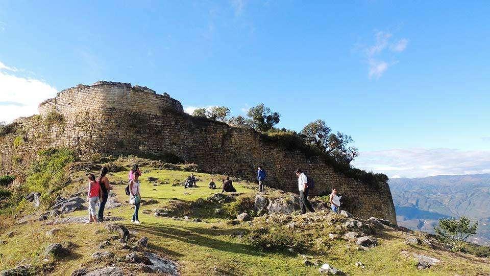 Chachapoyas turismo en grupo para escolares . Viaje de promoción Tour Peruano