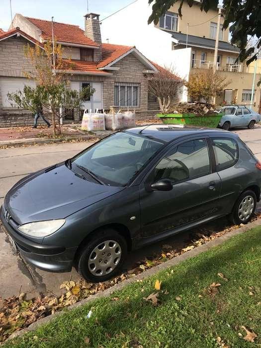 Peugeot 206 2007 - 116000 km