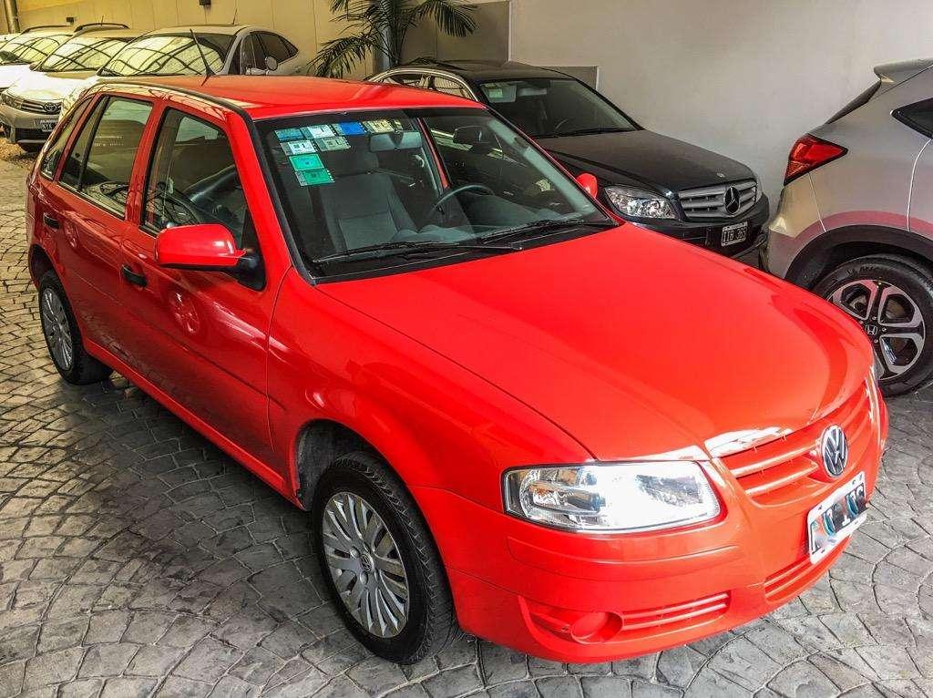 Volkswagen Gol Power 5 Ptas 2012