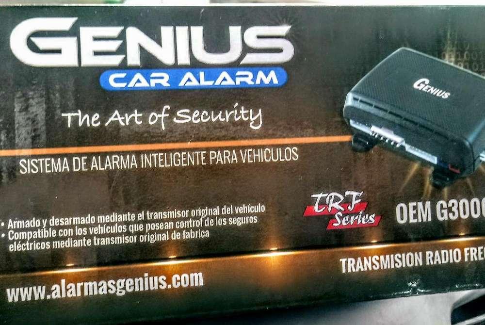 Alarma Integrada Genius