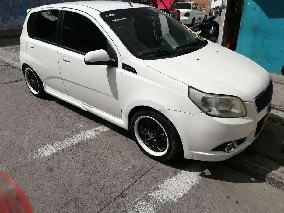 Chevrolet Aveo Emotion 2011 - 80000 km