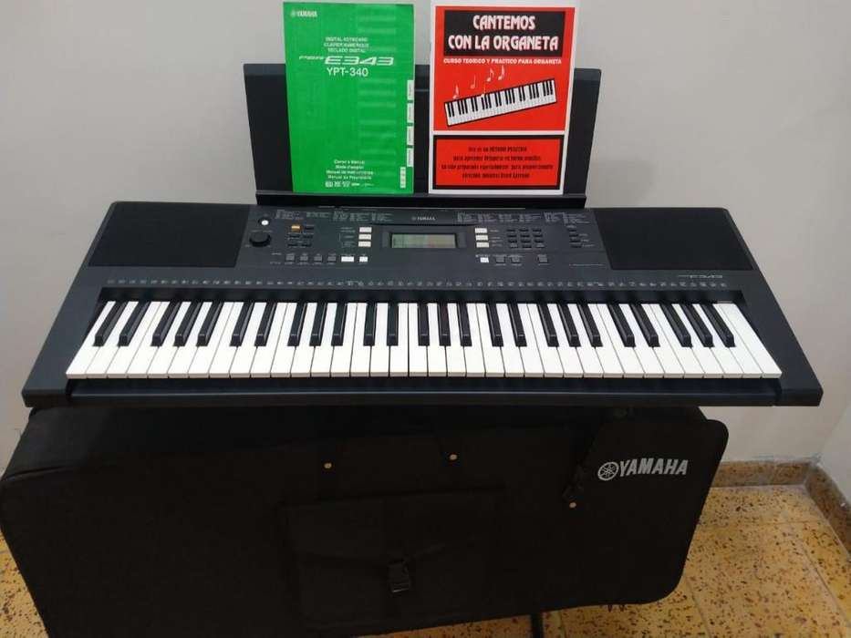 Piano Yamaha E343- Negociable