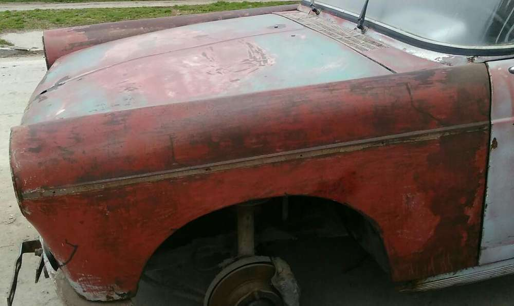 Repuestos de Peugeot 404
