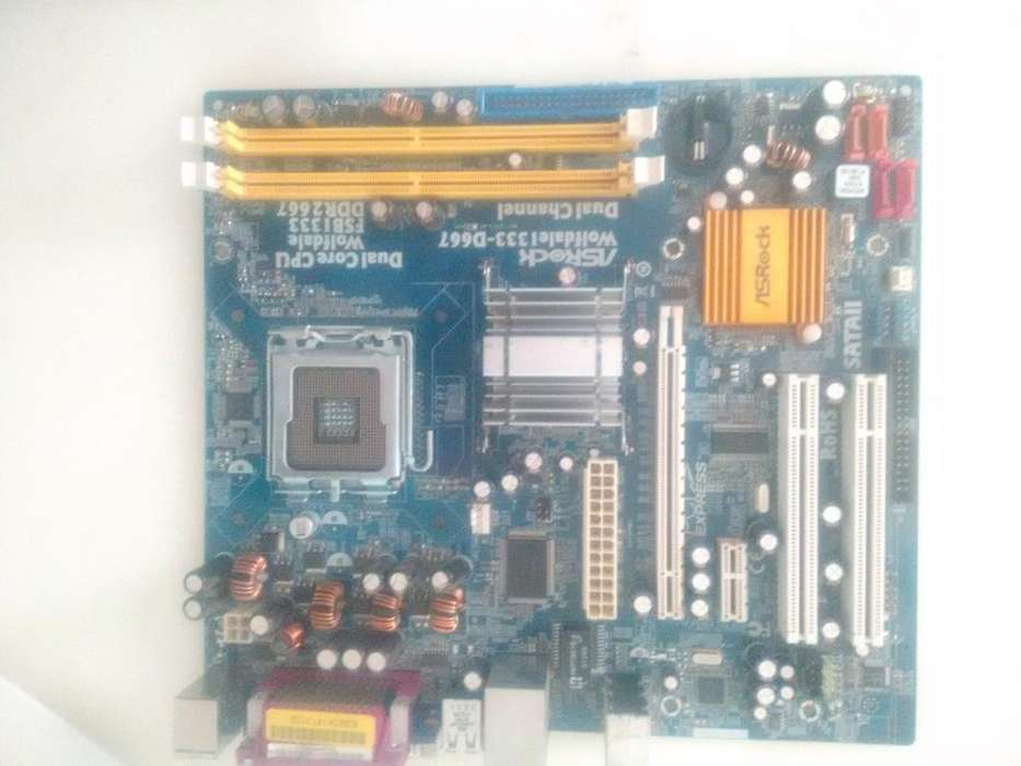 Motherboard placa Madre