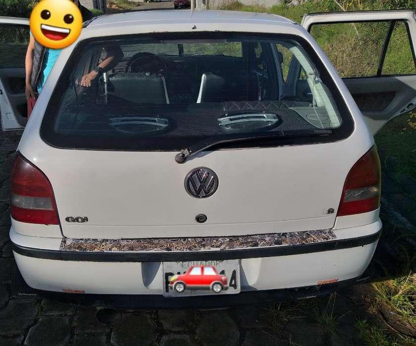 Volkswagen Gol 2002 - 304000 km