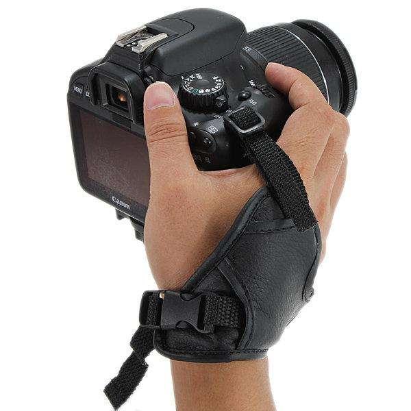 Soporte Hand Grip Correa De Mano Para Sujetar Camaras Nikon