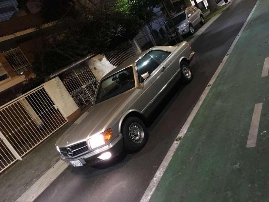 Mercedes-Benz Clase S 1985 - 89000 km