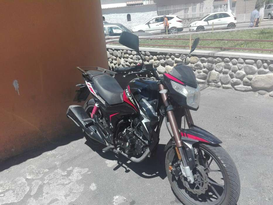Moto Dukare Dragon Dk200s