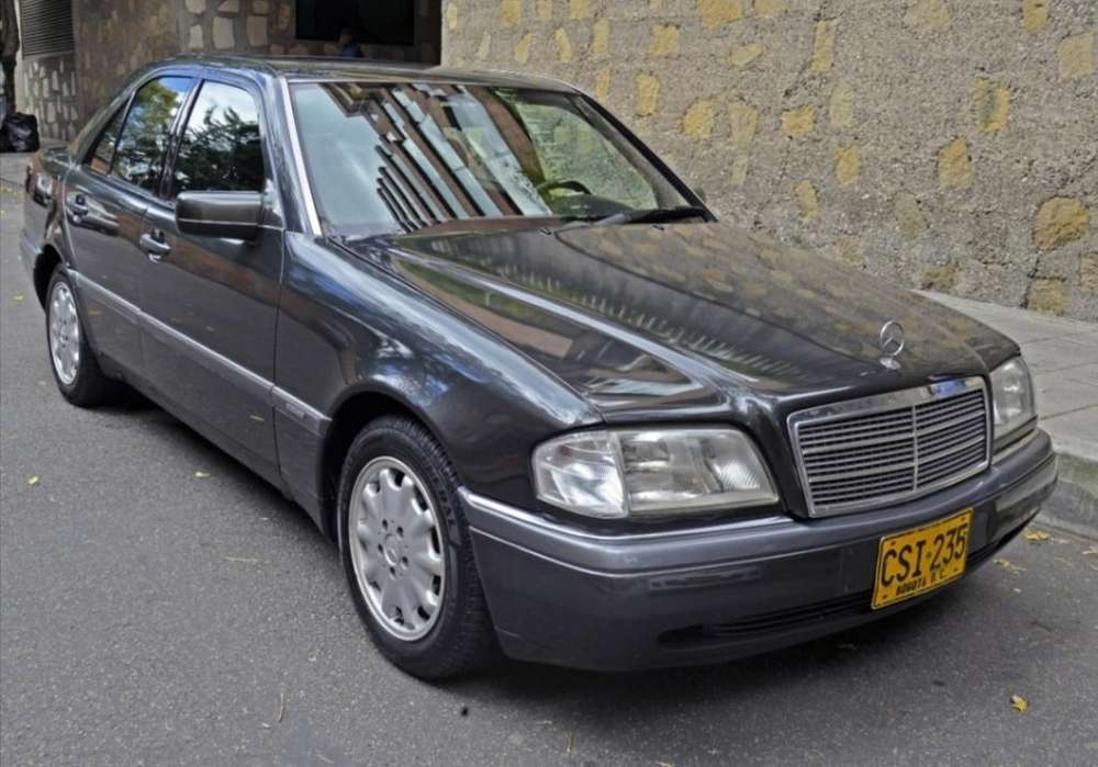 <strong>mercedes-benz</strong> Clase C 1996 - 170000 km