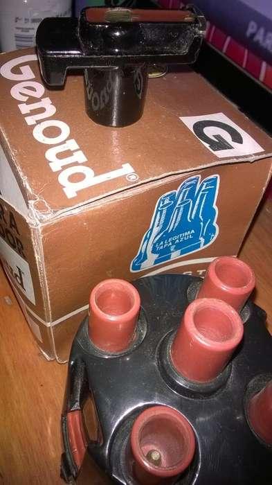 tapa de distribuidor mas rotor bosch nuevos